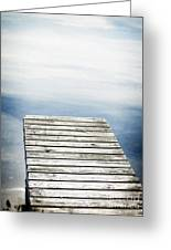 Short Pier Greeting Card