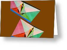 Shots Shifted - Matriarche 5 Greeting Card