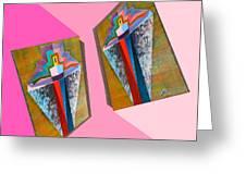 Shots Shifted - Metamorphose 6 Greeting Card