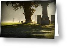 Sibley Cemetery Greeting Card