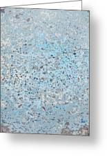 Sidewalk Abstract-12 Greeting Card