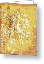 Sidewalk Abstract-21 Greeting Card