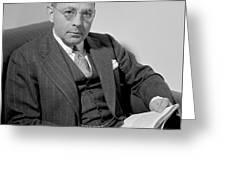 Sidney Weinberg (1891-1969) Greeting Card