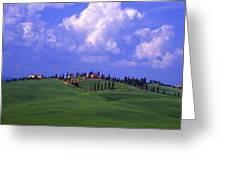 Siena Italy Greeting Card