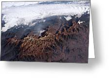 Sierra Nevada De Santa Marta Greeting Card