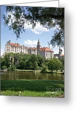 Sigmaringen Castle 4 Greeting Card