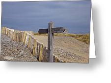 Sign Post To Nowhere Greeting Card