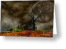 Silent Hill 2 Greeting Card by Dan Stone