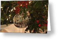 Silver Ball Greeting Card