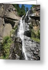 Silver Falls IIi Greeting Card