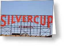 Silvercup Greeting Card