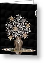 Silverware Bouquet Greeting Card