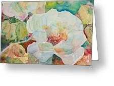 Simple Floral Greeting Card