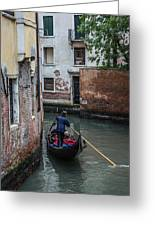 Simply Venice Greeting Card