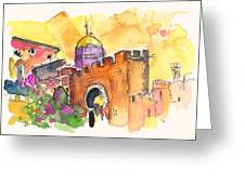 Sintra Castle Greeting Card