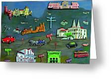 Sintra Portugal Greeting Card