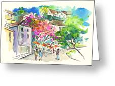 Sintra Square 02 Greeting Card