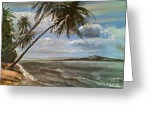 Siquijor Island Greeting Card