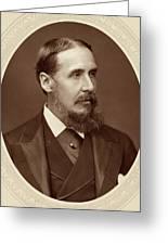 Sir Charles R Greeting Card