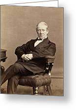 Sir Charles Wheatstone (1802-1875) Greeting Card