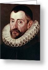 Sir Francis Walsingham (c1532-1590) Greeting Card