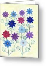 Sister Bloom Greeting Card