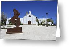 Sitges Spain Greeting Card