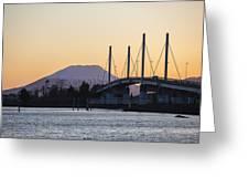 Sitka's Landmarks Greeting Card