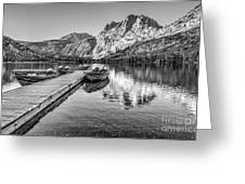 Silver Lake Greeting Card