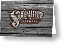 Sixpoint Brewery Greeting Card