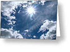 Sizzle Summer Greeting Card