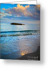 Skagen Light Greeting Card by Inge Johnsson