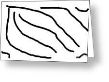 Sketch 1 Greeting Card by Meenal C