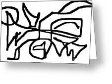 Sketch  16 Greeting Card