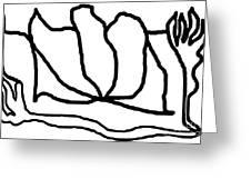 Sketch 9 Greeting Card