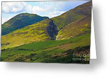 Skiddaw In The Lake District Greeting Card