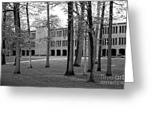 Skidmore College Dana Science Center Greeting Card by University Icons
