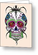 Skull 11 Greeting Card