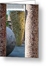 Skulpture Park Greeting Card