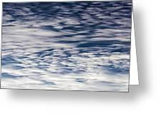 Sky 009 Greeting Card