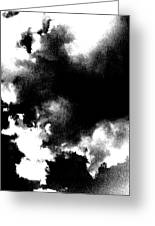 Sky Explosion Greeting Card