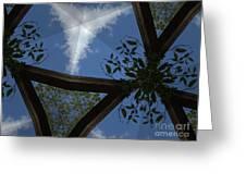 Sky Palace Greeting Card