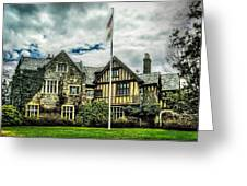 Skylands Manor Greeting Card