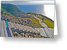 Skyline Trail In Cape Breton Highlands Np-ns Greeting Card