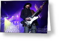 Skynyrd-johnnycult-7915 Greeting Card