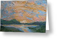 Skyscape 3 Greeting Card