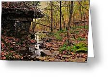 Slate Bottom Creek Greeting Card