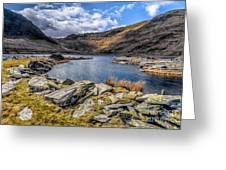 Slate Valley Greeting Card