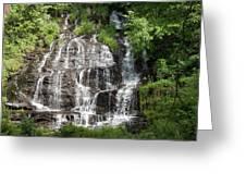Slatebrook Falls Greeting Card