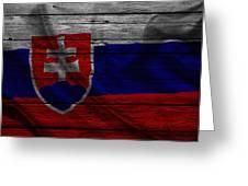 Slovakia Greeting Card